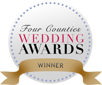 four counties wedding awards winner